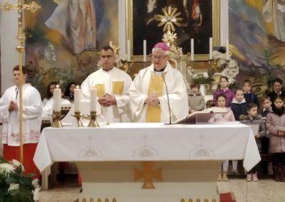 Szent Imre napi szentmise